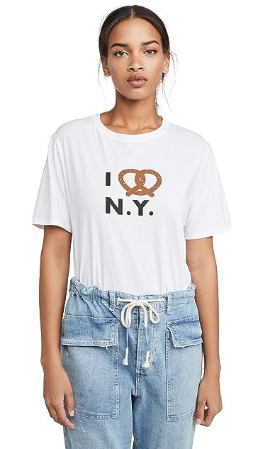 KULE Pretzel T 恤