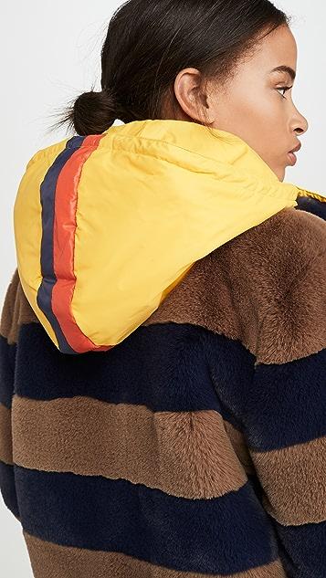 KULE Hooded Blythe Coat