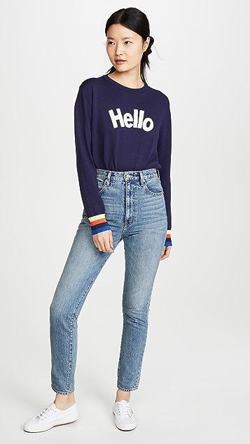 KULE Свитер Hello