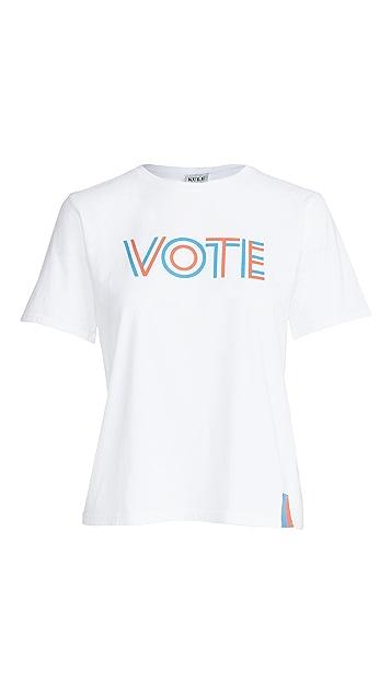 KULE Vote T 恤