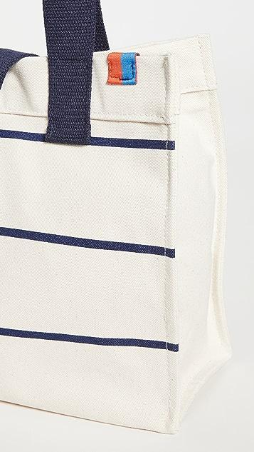 KULE 水平条纹水桶包