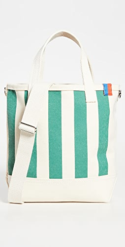 KULE - The All Over Striped Bucket Bag