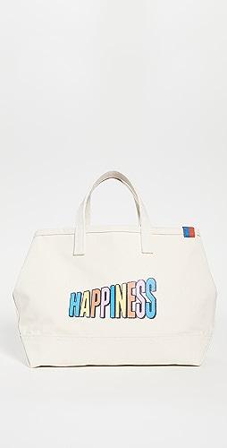 KULE - The Happiness 中号托特包