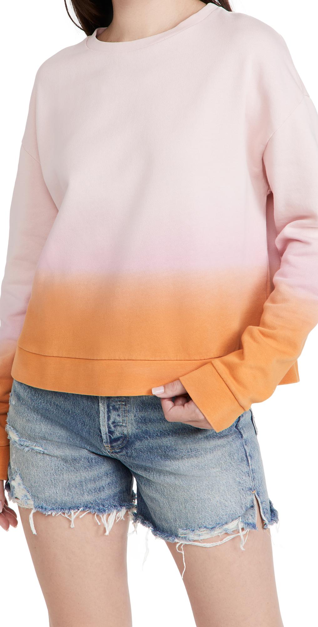The Summer Sweatshirt