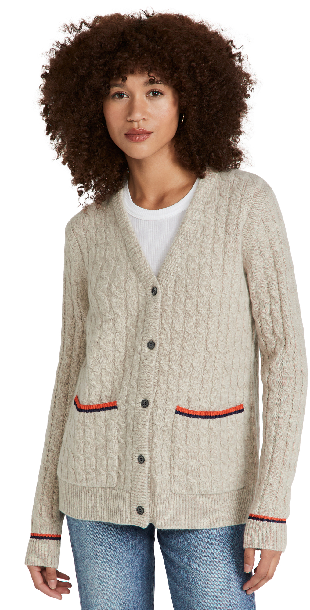 The Sally Cashmere Sweater