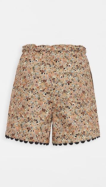 Kika Vargas Elsie 短裤
