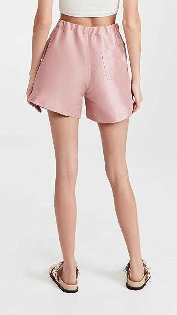 Kika Vargas Ela 短裤