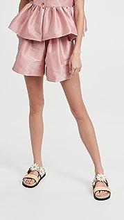 Kika Vargas Ela Shorts