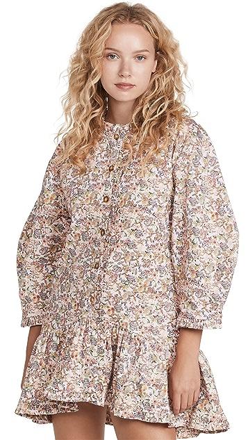 Kika Vargas Leonora Dress