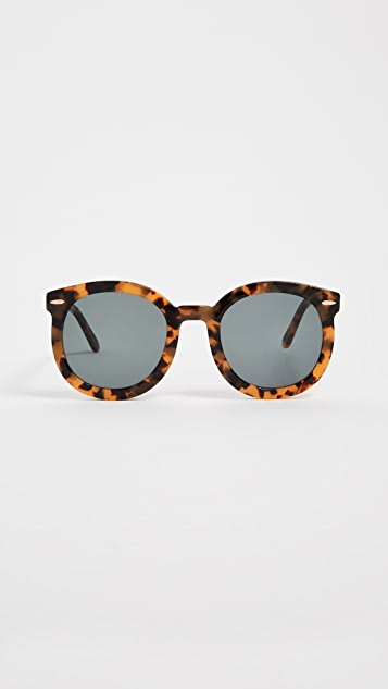 137a02ee56fb Karen Walker Super Duper Strength Sunglasses | SHOPBOP