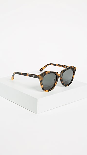 Karen Walker The Number One Sunglasses
