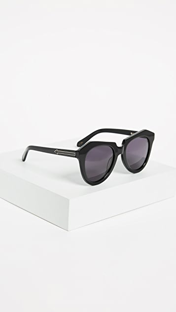ee173f8a97 ... Karen Walker Number One Sunglasses ...