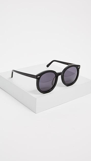 Karen Walker Alternative Fit Super Duper Strength Sunglasses