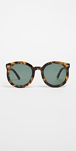 Karen Walker - Alternative Fit Super Duper Strength 太阳镜