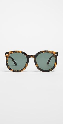 Karen Walker - Alternative Fit Super Duper Strength Sunglasses