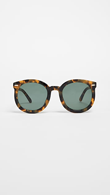 Karen Walker Солнцезащитные очки Alternative Fit Super Duper Strength