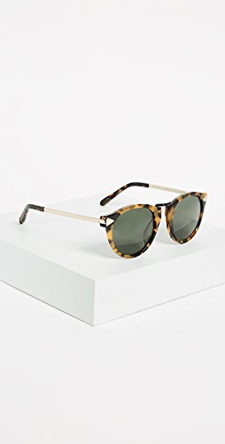 Karen Walker - Alternative Fit Helter Skelter Sunglasses