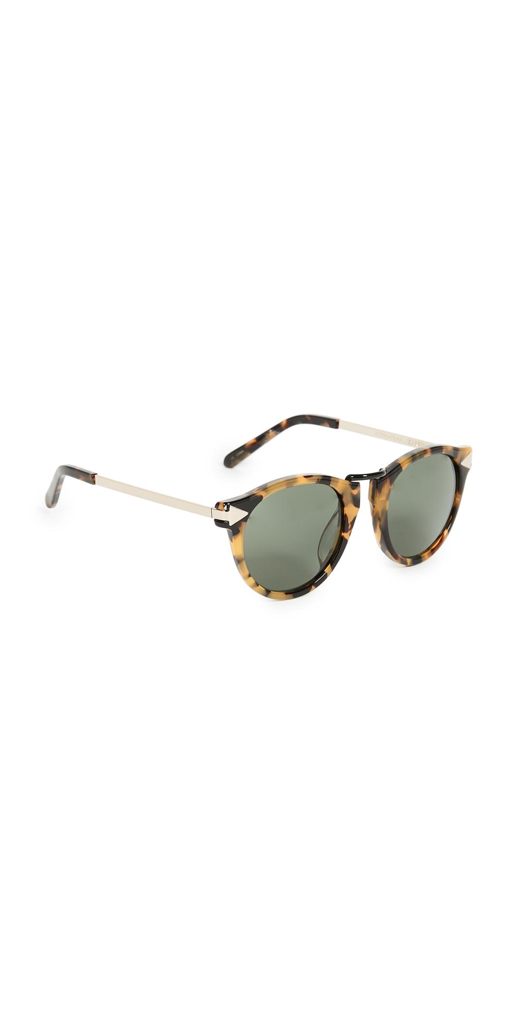 Alternative Fit Helter Skelter Sunglasses