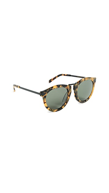 Karen Walker Alternative Fit Harvest Sunglasses