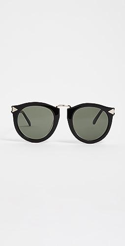 Karen Walker - Alternative Fit Harvest Sunglasses
