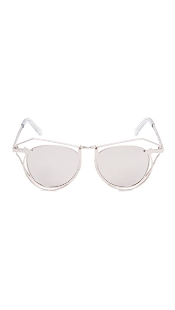 Karen Walker Marguerite Sunglasses