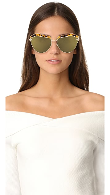 Karen Walker Jacinto Sunglasses