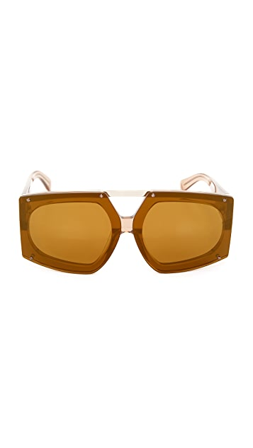 Karen Walker Salvador Sunglasses