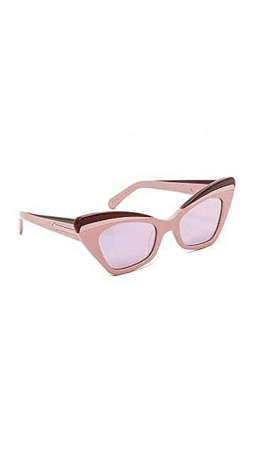 Karen Walker Babou Sunglasses
