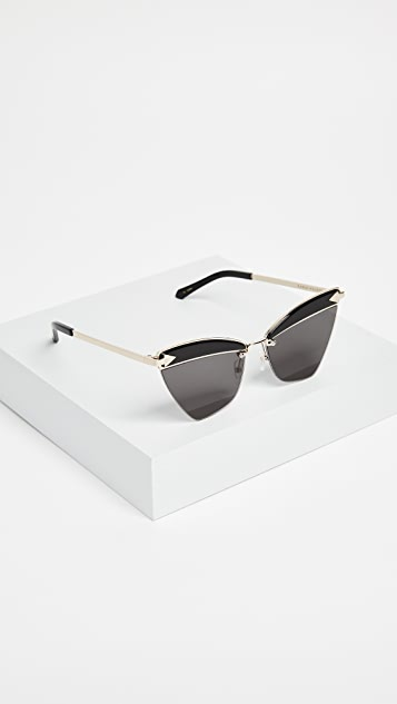 Karen Walker Sadie Sunglasses