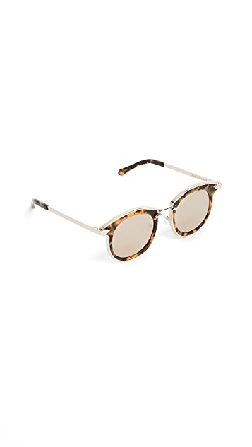 Karen Walker Bounty Sunglasses