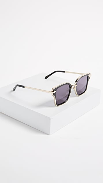 Karen Walker Rebellion Sunglasses