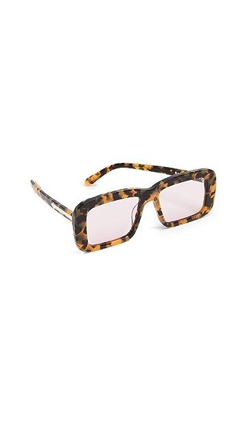 Karen Walker Admiral Boom Sunglasses