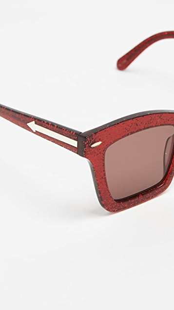 Karen Walker Banks Sunglasses