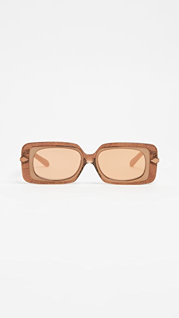Karen Walker Mr Binnacle Sunglasses