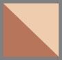 Tobacco Glitter/Copper Mirror