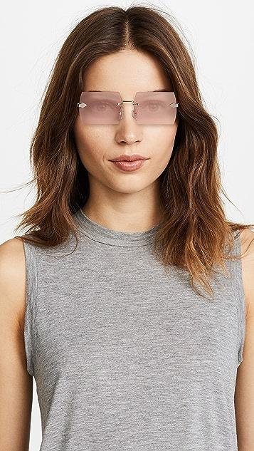 Karen Walker The Bird Sunglasses