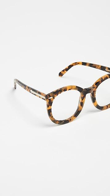 Karen Walker Super Duper Strength Glasses