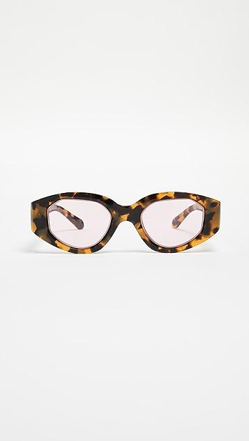 Karen Walker Castaway Sunglasses