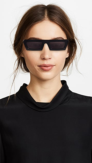Karen Walker Shipwrecks Sunglasses