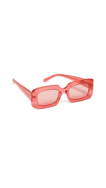 Karen Walker Loveville Sunglasses