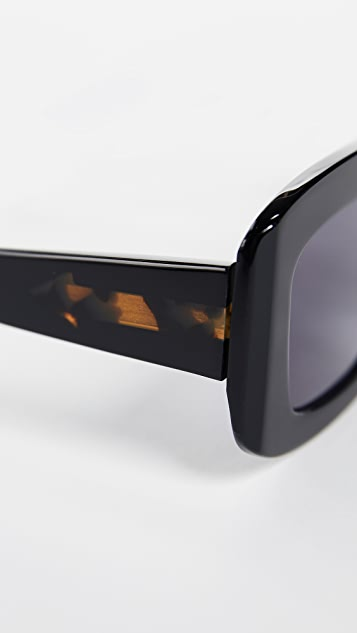 Karen Walker Loveville Sunglasses