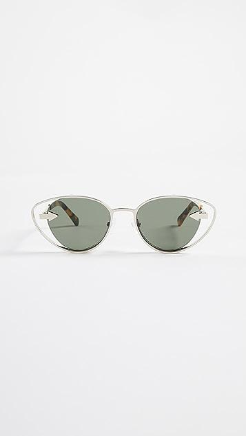 de39ee2e4ed Karen Walker Kissy Kissy Sunglasses