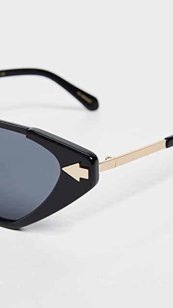 Karen Walker Hallelujah Sunglasses