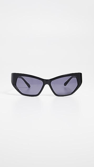 Karen Walker Солнцезащитные очки Superhero