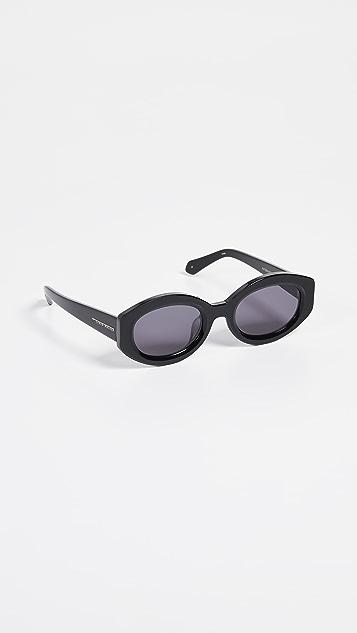 Karen Walker Alternative Fit Bishop Sunglasses