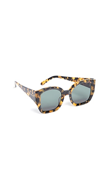 Karen Walker Солнцезащитные очки Alternative Fit Check Mate