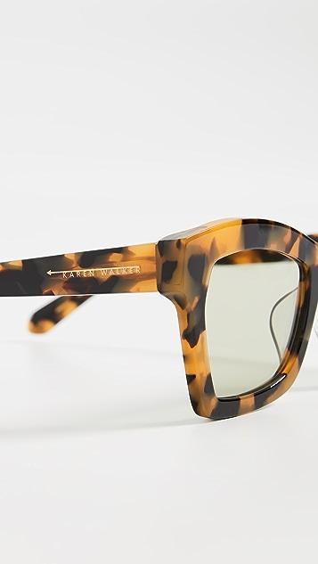 Karen Walker Alternative Fit Blessed Sunglasses