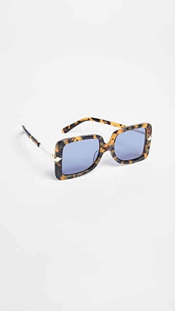 Karen Walker Alternative Fit Eden 太阳镜