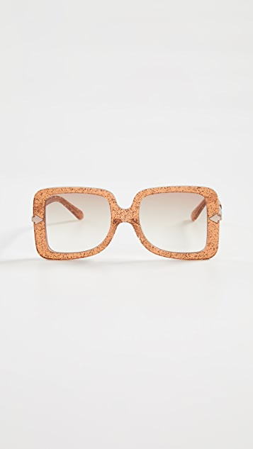 Karen Walker Alternative Fit Eden Sunglasses