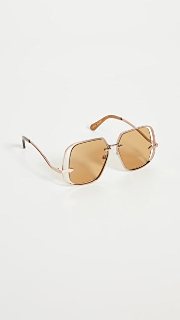 Karen Walker Hypatia Sunglasses